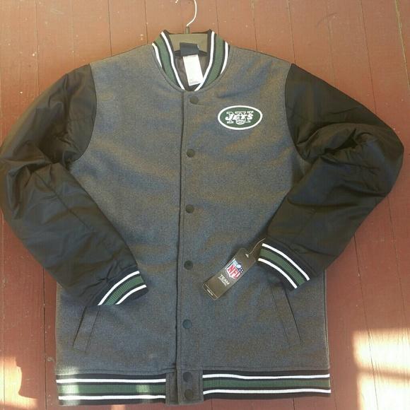 4061042a NFL NY Jets Jacket NWT
